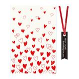 インディゴ シースルーバッグ S VP702 ハートレッド |バレンタイン プレゼント ギフト チョコ プチギフト 手作り お菓子