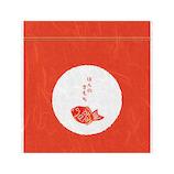インディゴ 小物袋 SS(ジッパー) PP969 鯛/ほんのきもち│ラッピング用品 ラッピング袋