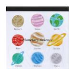 グリーンフラッシュ(GreenFlash) STUDY HOLIC メモパッド・スクエア ST−004 惑星科学│ノート・メモ メモ帳・用紙