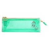グリーンフラッシュ(GreenFlash) 三角ペンポーチ DKK−030 グリーン│ペンケース ペンケース・筆箱