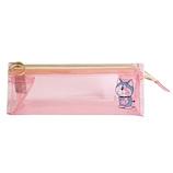 グリーンフラッシュ(GreenFlash) 三角ペンポーチ DKK−031 ピンク│ペンケース ペンケース・筆箱