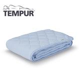 テンピュール ネオアイスブリーズ 抗菌プラス 敷パッド シングル ブルー│寝具・布団 冷却マット