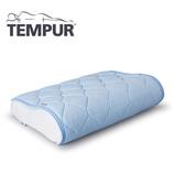 テンピュール ネオアイスブリーズ 抗菌プラス ピローパッド ブルー│寝具・布団 枕カバー・素材