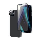 【iPhone12 mini】 ルプラス×東急ハンズ 全画面+カメラ保護 ブルーライトカット i12m│携帯・スマホアクセサリー 液晶保護フィルム