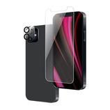 【iPhone12】 ルプラス×東急ハンズ ガラス+カメラ保護 超透明 i12│携帯・スマホアクセサリー 液晶保護フィルム