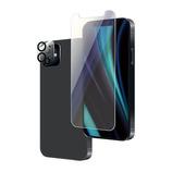 【iPhone12】 ルプラス×東急ハンズ ガラス+カメラ保護 ブルーライトカット i12│携帯・スマホアクセサリー 液晶保護フィルム