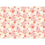 越前ろまん ランチョンマット かのこ桜