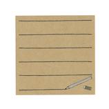 山櫻 プラスラボ(+lab) 付箋 70×70 70001952 鉛筆ノート│ノート・メモ 付箋紙