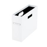 モノクローム ボックスファイル A4E PAM4033 ホワイト