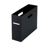 モノクローム ボックスファイルA4E PAM4033 ブラック