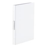MONOCHROME A4S-2穴 リングファイル PAM-610WH ホワイト