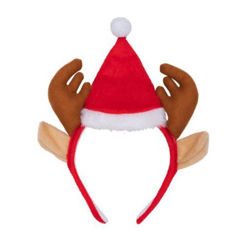 【クリスマス】 チビトナカイカチューシャ UNISEX