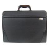 IS+ 木手口枠カバン ブラック 230-1163│ビジネスバッグ・ブリーフケース 2WAYバッグ