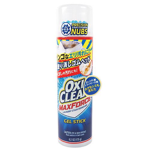 オキシクリーン(OXI CLEAN) マックスフォース ジェルスティック 175g