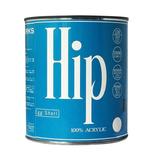 カラーワークス HIP エッグシェル 0.9L 8762W│水性塗料