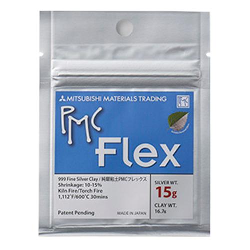 三菱 PMC純銀粘土フレックス 15g