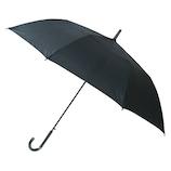 長寿乃里 ポキッと折れるんです 長傘 ブラック 65cm