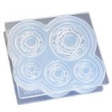 亀島商店 シリコーン型 ソフトモールド C−701 オールドファッションI立体型│型取り・成型材料 シリコンゴム