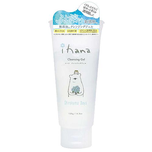 イハナ(ihana) クレンジングジェル 120g