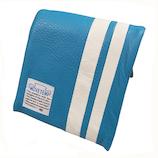 スパーク MOVETEMP 二つ折れ財布 RM−1 ブルー│財布・名刺入れ 二つ折り財布