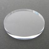 アクリル円盤 径100×3mm クリア