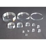 アクリル円盤 径150×3mm クリア│樹脂・プラスチック アクリルブロック・球