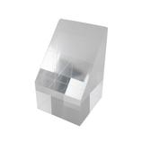 サワダプラテック(SAWADA PLATEC) アクリルブロック 斜めカット 30×30×60mm クリア│樹脂・プラスチック アクリルブロック・球