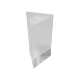 サワダプラテック(SAWADA PLATEC) アクリルブロック 30×30×60mm プリズム クリア│樹脂・プラスチック アクリルブロック・球