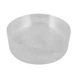 サワダプラテック(SAWADA PLATEC) アクリルブロック 100×30mm クリア│樹脂・プラスチック アクリルブロック・球