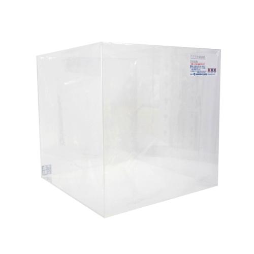 サワダプラテック アクリルBOX 300×300×300×2mm