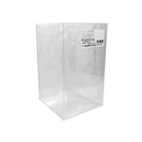 サワダプラテック アクリルBOX 150×150×250mm│樹脂・プラスチック アクリルケース・ボックス