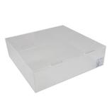 サワダプラテック(SAWADA PLATEC) アクリルボックス フタ付き 206×206×55mm クリア│樹脂・プラスチック アクリルケース・ボックス