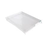 サワダプラテック アクリルBOXトレイ B5 200×275×30mm│樹脂・プラスチック アクリルケース・ボックス