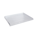サワダプラテック アクリルBOXトレイ B4 275×380×30×2mm│樹脂・プラスチック アクリルケース・ボックス