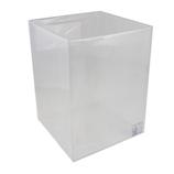 サワダプラテック(SAWADA PLATEC) アクリルボックス 150×150×200mm│樹脂・プラスチック アクリルケース・ボックス