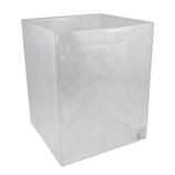 サワダプラテック(SAWADA PLATEC) アクリルボックス 200×200×250mm│樹脂・プラスチック アクリルケース・ボックス