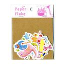 AIUEO PaperFlake バースデー APF-07