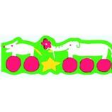 AIUEO マスキングテープカタヌキアニマルバイク MTK−05