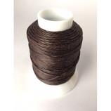 中西 ハンズラミー糸 NO.129 ダークブラウン 16/4(約1.0mm) 長90m巻