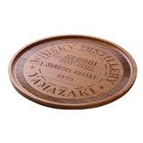 サントリー 樽材鏡板トレー YAMAZAKI