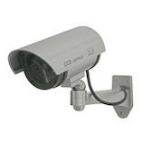 屋外設置型ダミーカメラA DC−027IR│防犯センサー 防犯カメラ・センサーライト