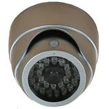 マザーツール ドーム型ダミーカメラ DC−007SL