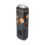 手回し充電式 多機能ライト HAC1612