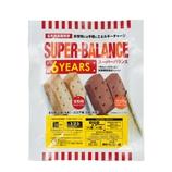 スーパーバランス 6YEARS 6年間長期保存 (ココア味・全粒粉) 8本入