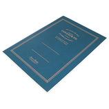 Jour&Etoffe B5ノート クラフト NOTE−B5−709 ライトブルー
