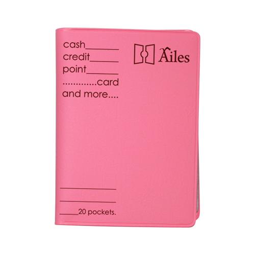 ユナイテッドビーズ カードホルダー SV−CH−08 ピンク
