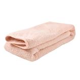 【お買い得】Carari(カラリ) マイクロファイバーフェイスタオル ピンク