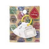 【通販限定】 ペーパリー カミテリア(kamiterior) インクタグ IT−2 ヴィンテージ│ノート・メモ 単語帳・カード