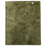 ミラグロ イタリアンヌバック・コンパクト財布 CA-P-591 グリーン