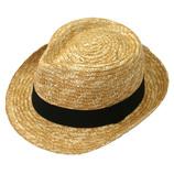<東急ハンズ> 田中帽子 田中さんの麦わら帽子 UK−H005 Lサイズ ナチュラル画像